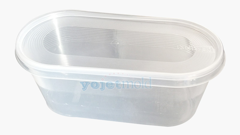 Thin Wall Packaging Molds
